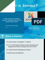 What Is Joomla - Landau Design Reviews