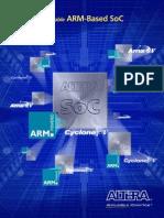 Altera's ARM based SOC Brochure