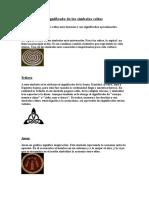 Significado de los símbolos celtas