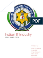 Indian IT Industry