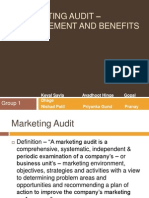 marketingaudit-finalppt-130804120714-phpapp01