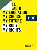 Έκθεση-My Body My Rights