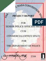 nasa project report cspa