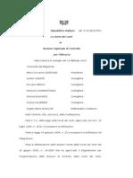 Deliberazione 33-2014-FRG - Gruppi Consiliari Regione Abruzzo