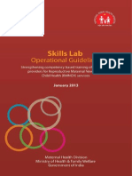 4. Skills Lab_Operational Guidelines