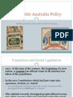 7  the white australia policy