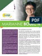Profession de foi de Créteil demain - 1er tour municipales 2014