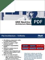 QNX Technical Presentation