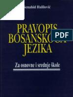 Pravopis bosanskoga jezika