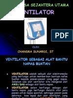 Chandra Ventilator