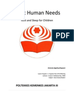 Basic Human Needs Ghea