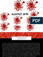 Audience Data