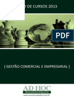 Catalogo Gestao Comercial 2013