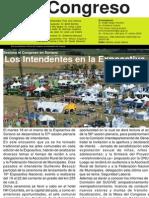 Boletn Congreso de Intendentes - Marzo 2014