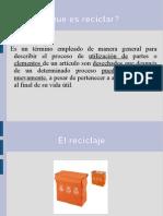 presentación básica reciclaje 4.2