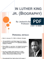 Martin L. Martin Luther King
