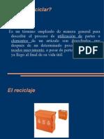 presentación básica reciclaje 6.3.1