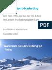 PR Im Content Marketing - SEO Campixx