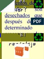 presentación básica reciclaje 6.4