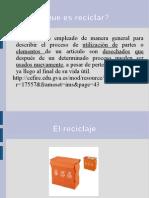presentación básica reciclaje 61