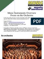 Music International Instruments Presentation