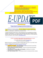 E-Update - March 16, 2014