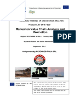 Manual on Vc Analysis Fisheries
