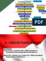 4 Fossils Study