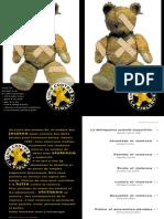 Brochure «Unis contre la violence»