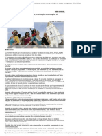 Historiadores buscam verdade sobre prostituição nos templos da antiguidade - BOL Notícias