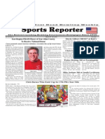 March 19 - 25, 2014 Sports Reporter