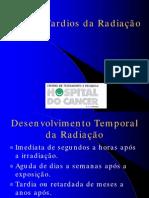 11.9 - Efeitos Tárdios da Radiação