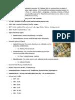 Characteristics of Indian Economy