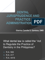 aaDental Jurisprudence and Practice Administration Q&A (1)