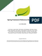 Spring4 Framework Reference