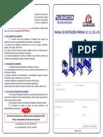 Manual Prensa Marcon_MPH 15