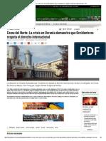 Corea del Norte_ La crisis en Ucrania demuestra que Occidente no respeta el derecho internacional – RT