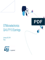 STM Q4 2013