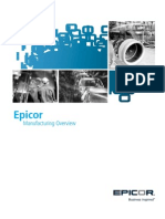 Brochure - Epicor Manufacturing Overview