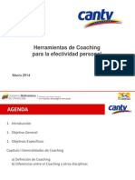 Herramientas de Coaching Para La Efectividad Personal