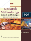 C.R. Kothari-Research Methodology_ Methods and Techniques-New Age Publications (Academic) (2009)