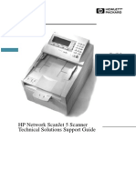 HP ScanJet 5 TSSG