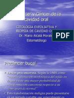 Biopsia y Citologia Oral
