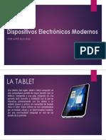 Dispositivos Electrónicos Modernos