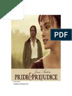 Mandrie Si Prejudecata Jane Austen