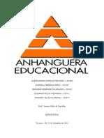 ATPS Estatistica.