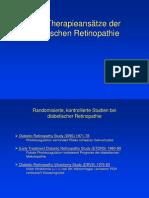 DiabetRetinopathie