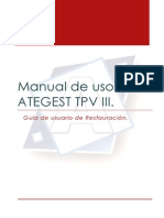 Manual TPV - Restauracion