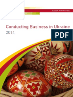 Conducting Business in Ukraine