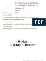 Cultura y Funciones